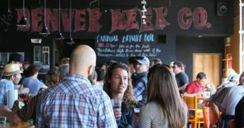 The 10 Best Breweries In Denver, Colorado