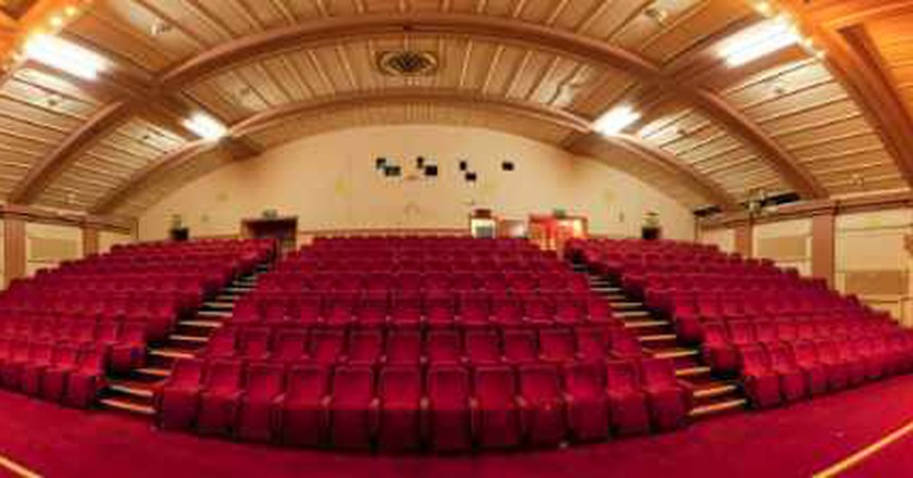 The Best Classic Cinemas in Rome