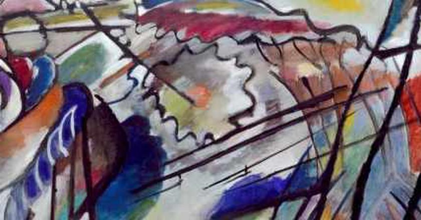 Kandinsky: Expressionism at the Guggenheim