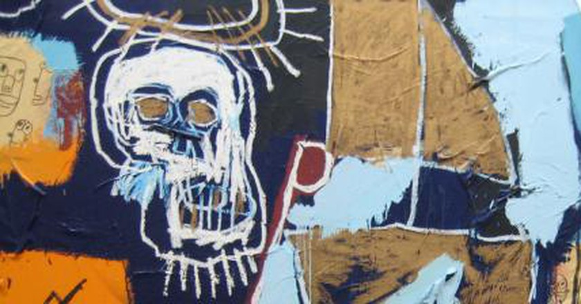 The 6 Best Places to See Jean-Michel Basquiat's Art
