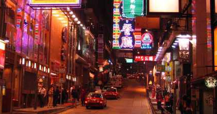 The 10 Best Bars In Lan Kwai Fong, Hong Kong