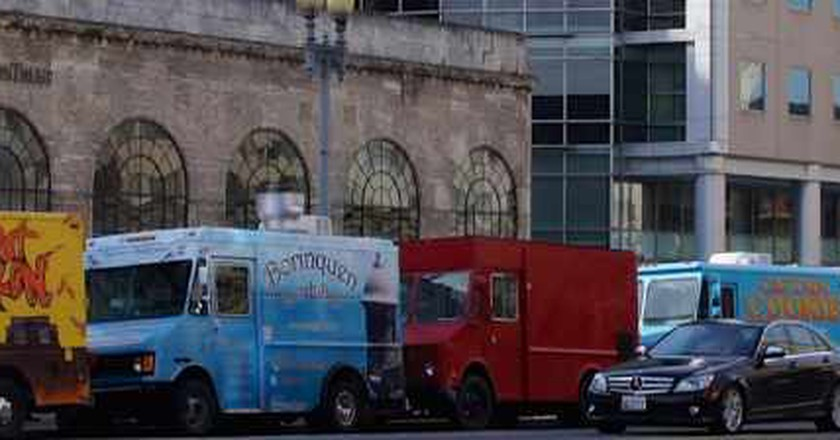 The Best Food Trucks In Detroit