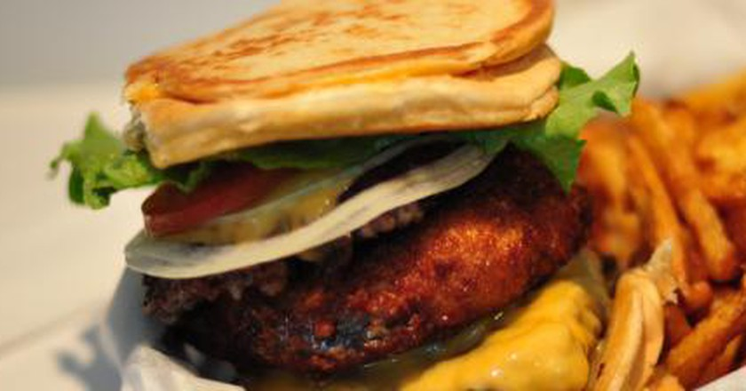 The Best Burger Joints In New Delhi, India