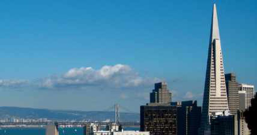 A Brief History Of The Transamerica Building In San Francisco