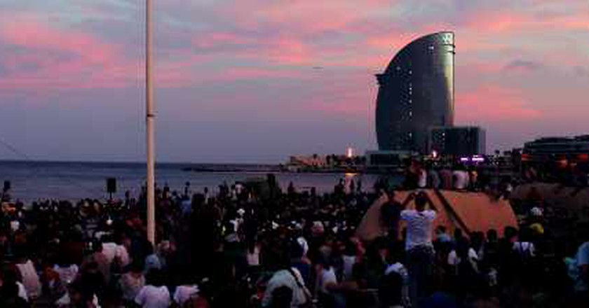 Best Places To Enjoy Open-Air Cinema In Barcelona
