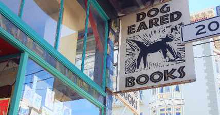 4 Great Bookstores In San Francisco's Mission District