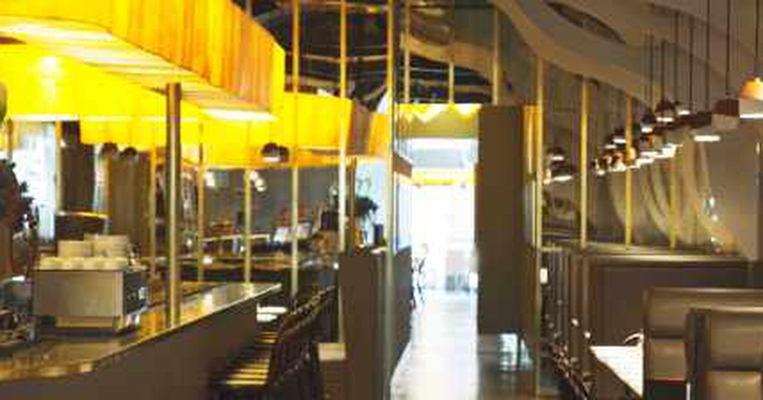 Restaurant Review Of Counter In Vauxhall, London