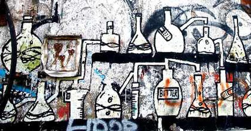Studying The Streets With Guy Sharett | Tel Aviv's Florentin Street Art