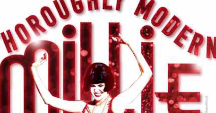 Interview With Matthew Iliffe, Up And Coming Director Of Thoroughly Modern Millie