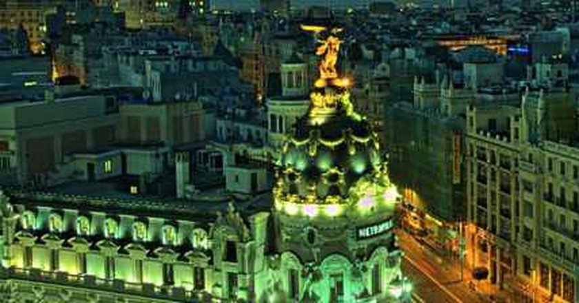 The 10 Best Cultural Hotels In Madrid