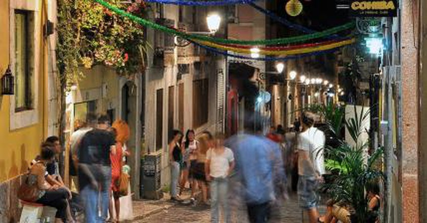The 10 Best Bars In Principe Real, Lisbon