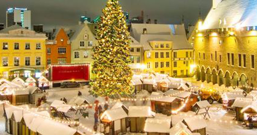 Top 10 Things To Do And See in Tallinn, Estonia
