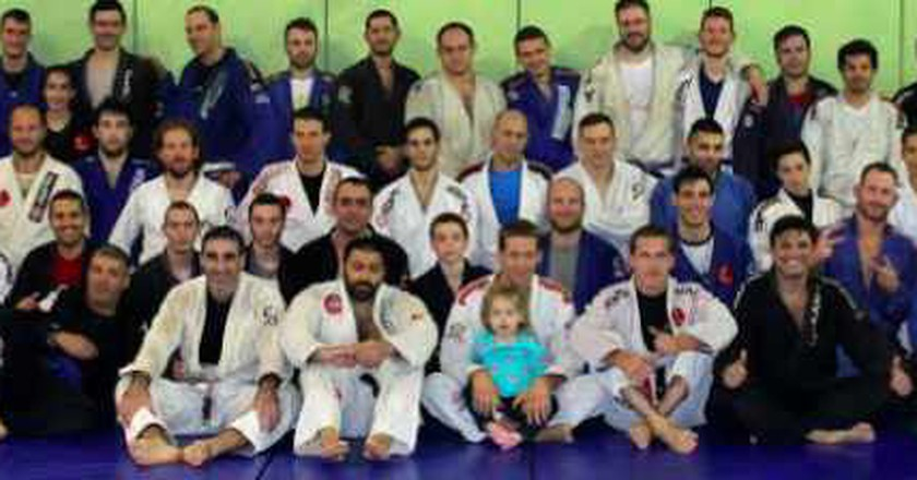 Tel Aviv's Hidden Mixed Martial Arts Community: Urban Jiu Jitsu
