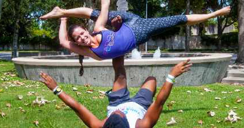 AcroYoga: The Heart Of The Art In Houston