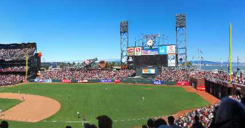 The Best Snacks at San Francisco's AT&T Park
