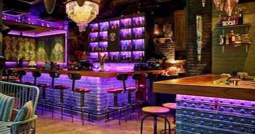 Finding The Hidden Bars In Wan Chai, Hong Kong