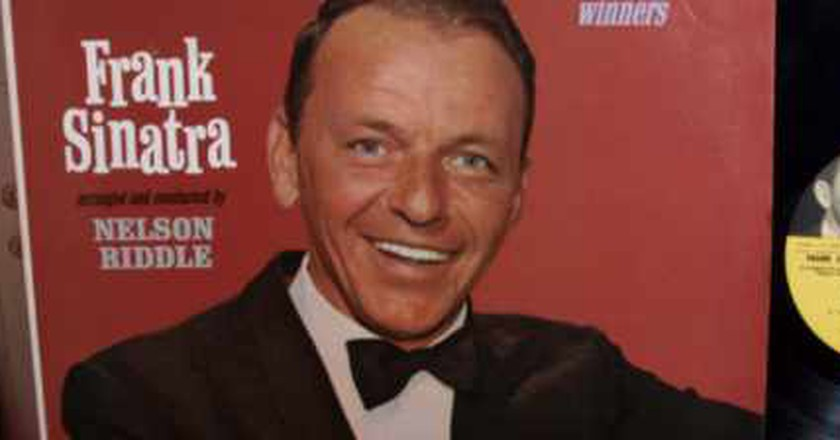 Frank Sinatra Tribute At The New York Public Library