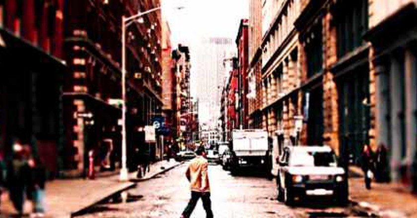 Top 10 Bars In NYC's SoHo