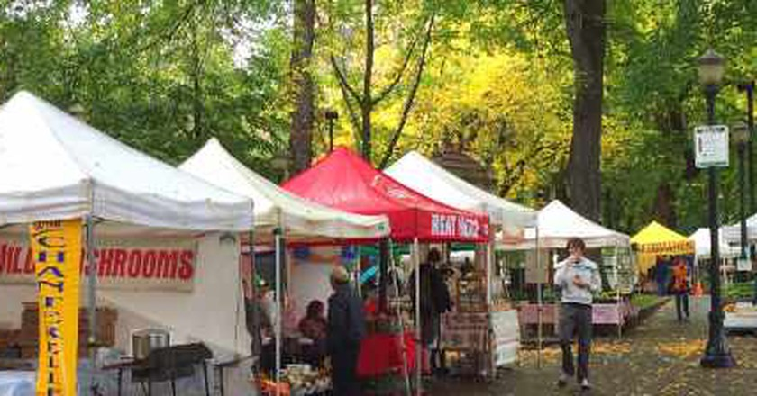 The Best Food And Flea Markets In Portland, Oregon