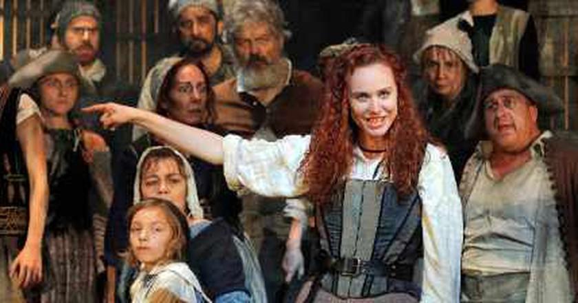 Dark British Operas Brighten New York Summer Festivals