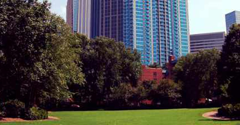 The Most Beautiful Parks in Charlotte, N.C.