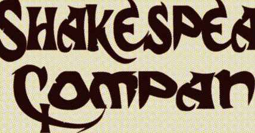 Rocking The Bard: The Rockland Shakespeare Company