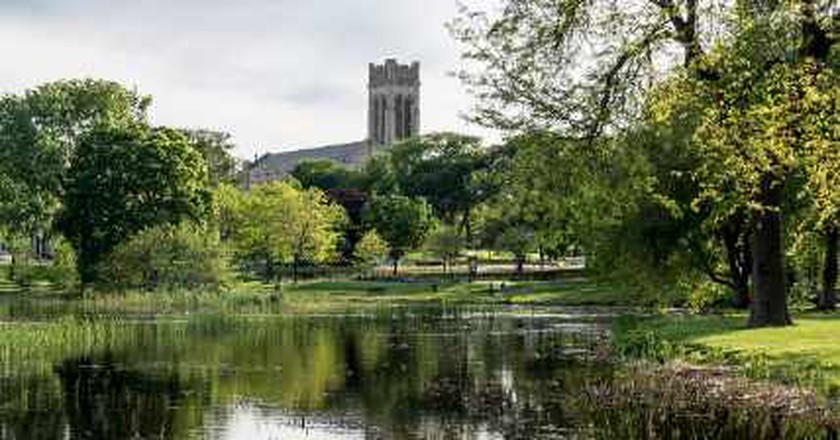 The Most Beautiful Parks In Minneapolis