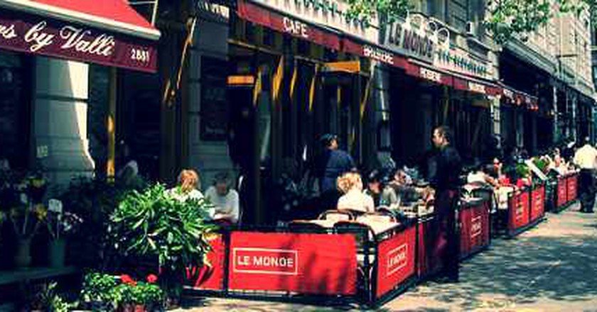 Best Places For Dining Outside In Charlotte, North Carolina