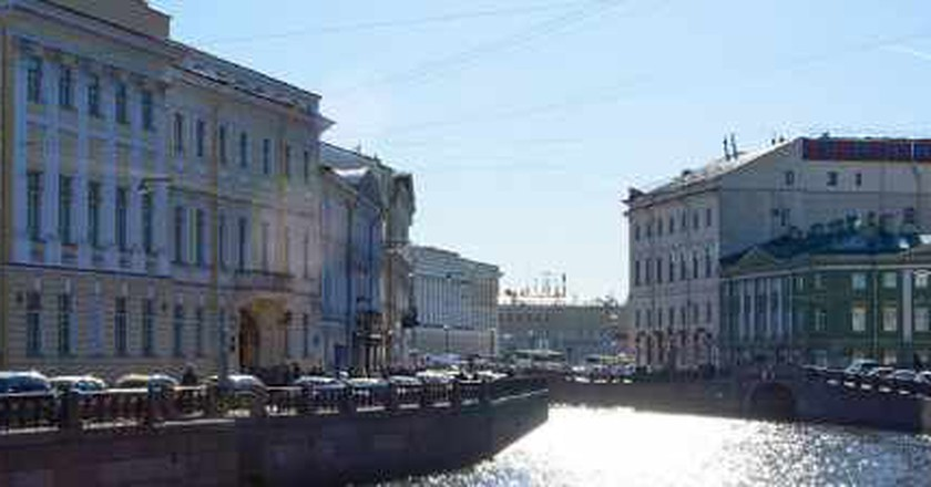 A Literary Tour of St. Petersburg