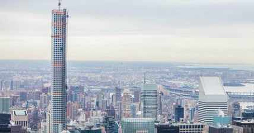 The Top 5 Skyscrapers in New York City: Architectural Icons