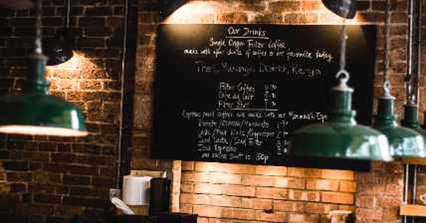 Best Coffee Shops In Bermondsey
