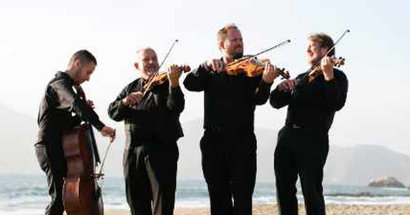 Top 10 Bay Area String Quartets You Should Follow