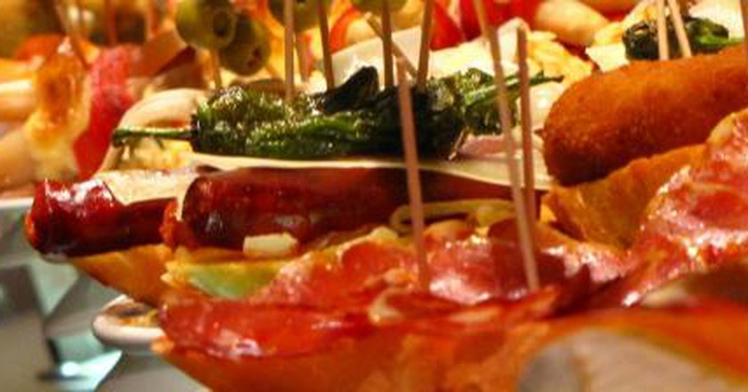 Where To Find The Best Tapas In Madrid