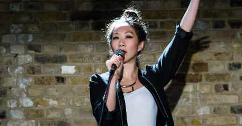 VOLTA International Festival: Review Of Christopher Chen's Caught