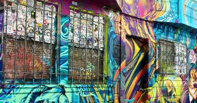 Top 4 Street Art Sites In The Bay Area