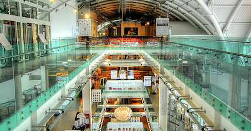 Why You Have To Visit Eataly, Rome