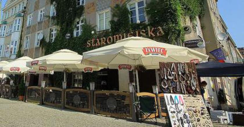 The Best Bars In Old Town Olsztyn, Poland