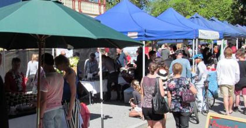 The Best Markets In Christchurch, New Zealand