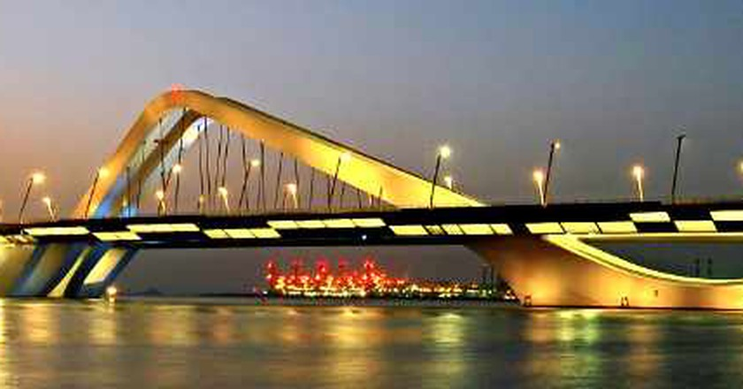 the top 10 architectural wonders of abu dhabi