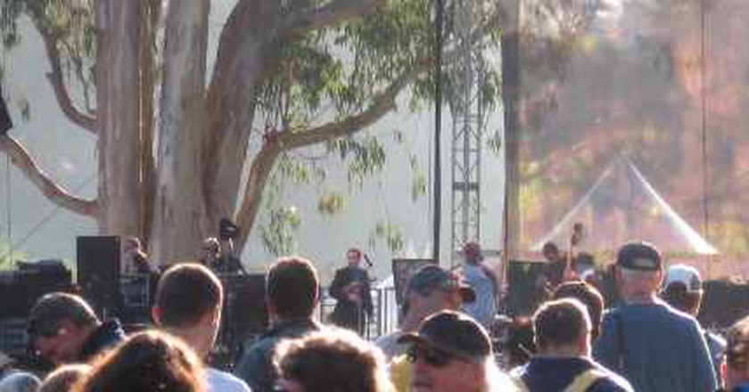 Seasonal Guide To Free Music Festivals In San Francisco