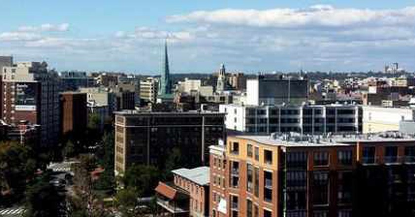 Finding New Sites In Shaw, Washington DC