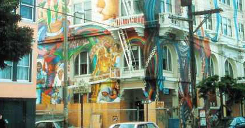 Lovers' Lane: The Romantic History Of San Francisco's Divisadero Street