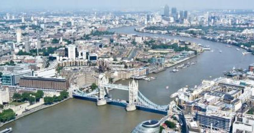 The Best Aerial Views of London