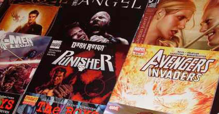 Top Houston Comic Book Shops For Every Type Of Fan