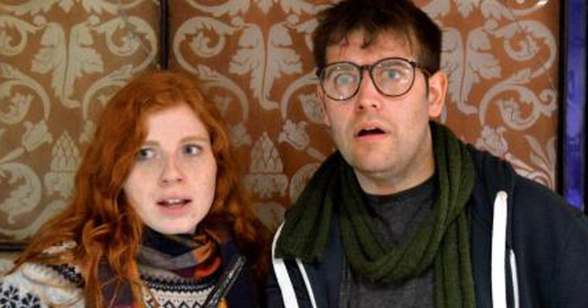 Meet The Founder Behind Weirdos Comedy Club