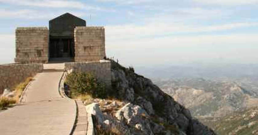 The Top 10 Castles And Historical Sites In Montenegro