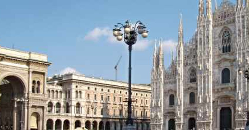 The Top 10 Restaurants Near The Duomo In Milan, Italy