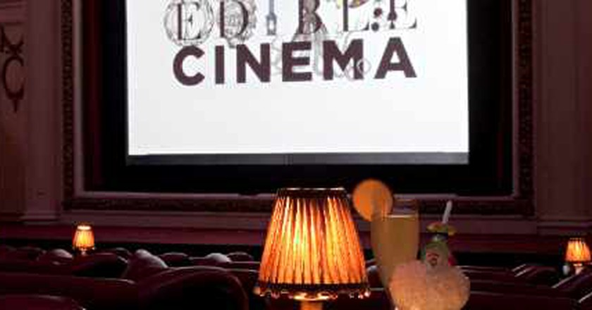 Edible Cinema: Treats At 'Charlie And The Chocolate Factory'