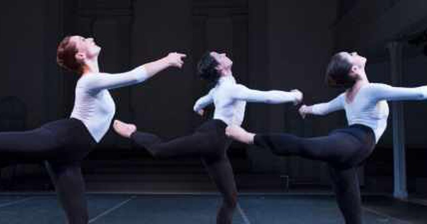 'Legends And Visionaries' At New York Theatre Ballet