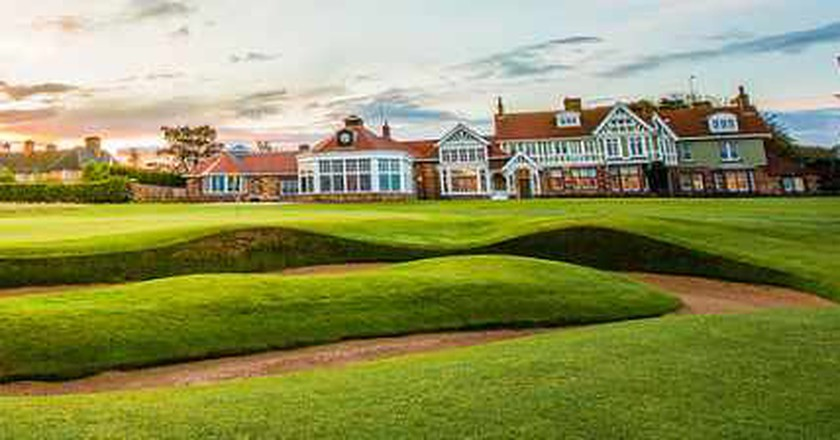 The UK's Most Beautiful Golf Courses